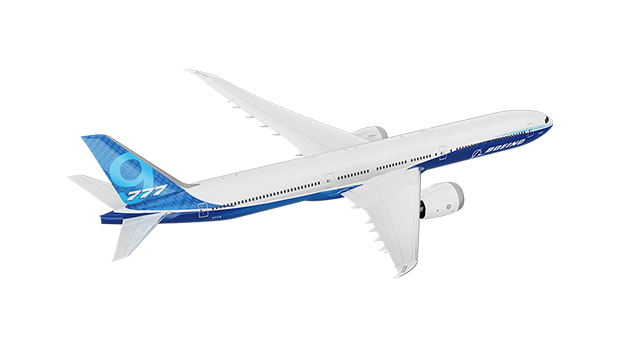 Boeing: VIDEO: 777X Folding Wingtip