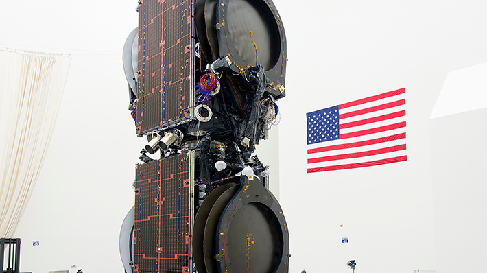 Boeing: First All-Electric Propulsion Satellites Send First On-Orbit Signals