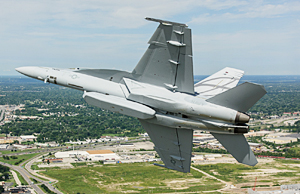 Advanced Super Hornet -A Gap Filler for the JSF