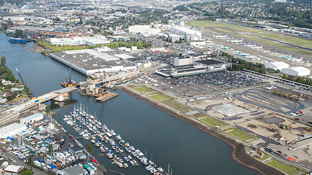 The Boeing Duwamish Waterway