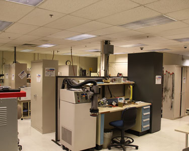 The BREL Automated Test Equipment (ATE) Laboratory