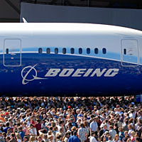 Boeing Shared Services Group (SSG)