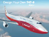 Design Your Own 747-8