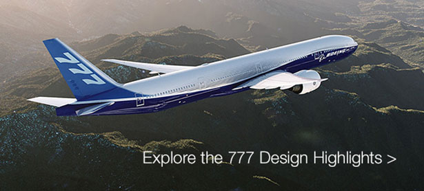 777 Design Highlights