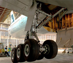Material Services - Solutions - Landing Gear Services