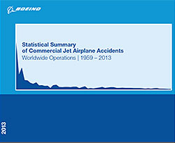 Statistical Summary of Commercial Jet Airplane Accidents