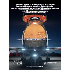 Boeing print ad