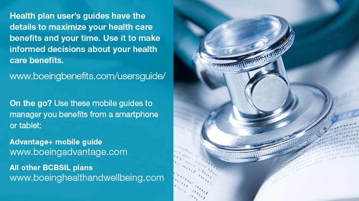 Health plan user's guides