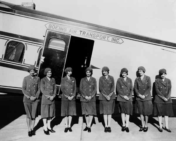 First Stewardesses