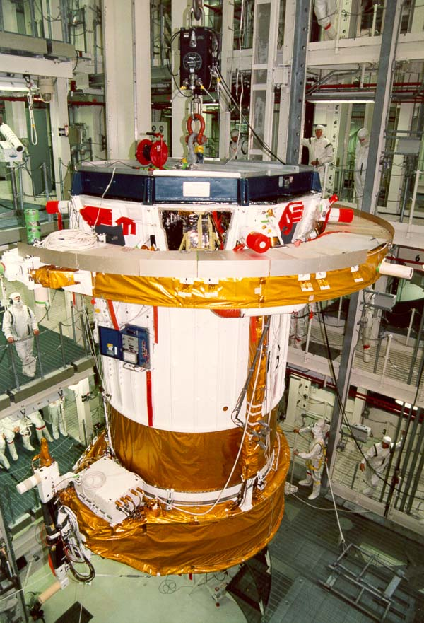 TDRS-G-- Inertial Upper Stage