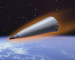 Boeing's Conventional Prompt Global Strike (CPGS) Hypersonic Strike Vehicle (HSV)