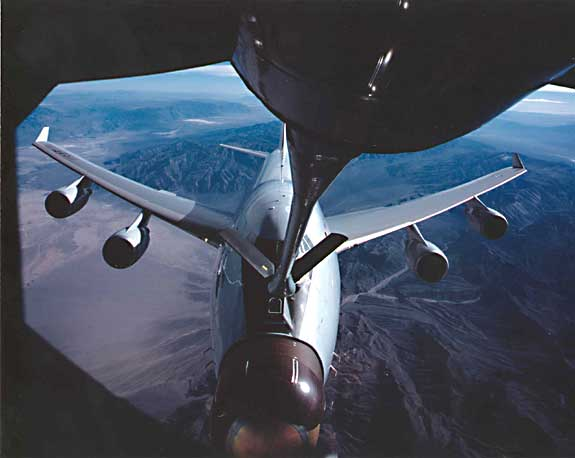 ABL Refueling Test