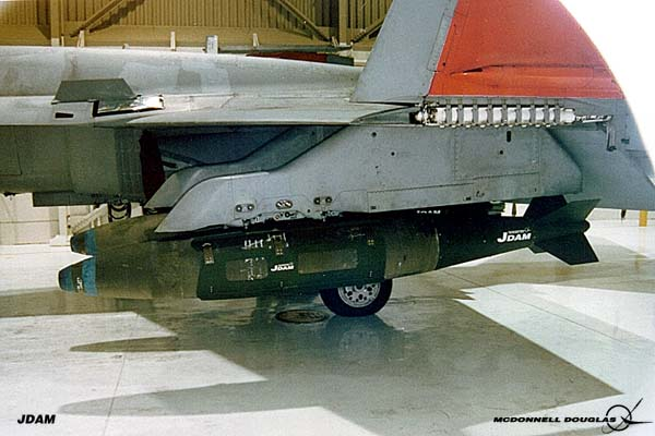 Joint Direct Attack Munition