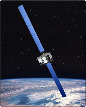 Wideband Global SATCOM (WGS) satellite