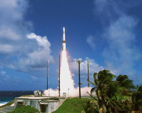 IFT-8 launch