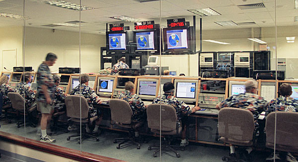 GMD Mission Control