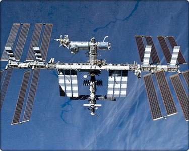 the history and role of the international space station The first piece of the international space station launched 15 years to mark the outpost's 15 years in orbit here is a countdown of facts about the huge science lab.