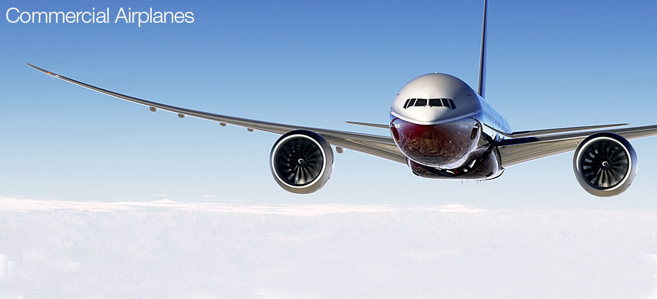 Boeing unveils 2014 Current Market Outlook