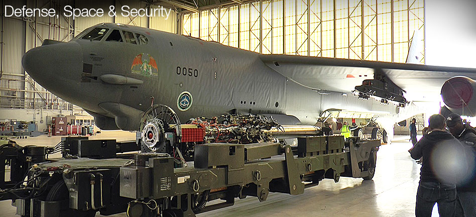 B-52 team works smarter AND harder  (Video)