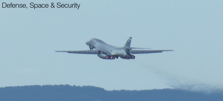 Getting familiar with the B-1 (Video)