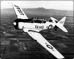 T-6 Texan trainer