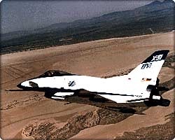 X-31A test vehicle