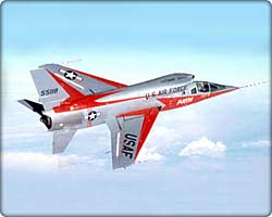 YF-107A Fighter