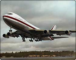 747 commercial transport