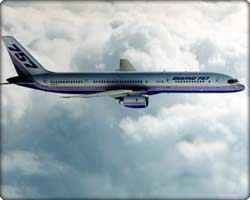 757 commercial transport