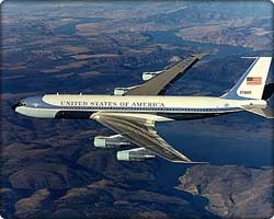 VC-137C Air Force One