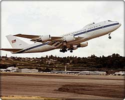 E-4 Advanced Airborne Command Post