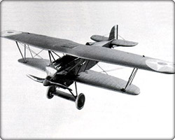PW-9 fighter