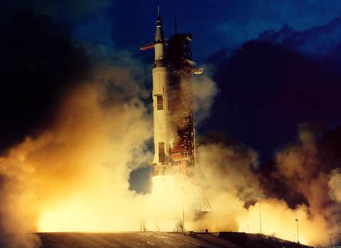 NASA Saturn 5 Rocket Wallpaper - Pics about space