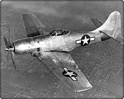 XF8B-1 fighter-bomber