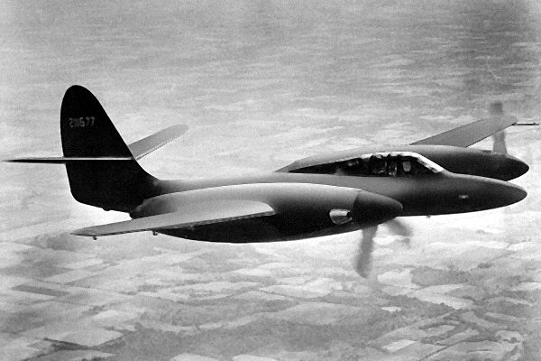 XP-67 Bomber Destroyer