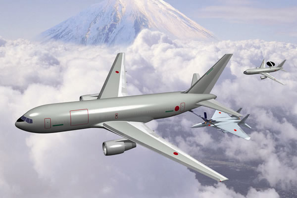 KC-767 illustration