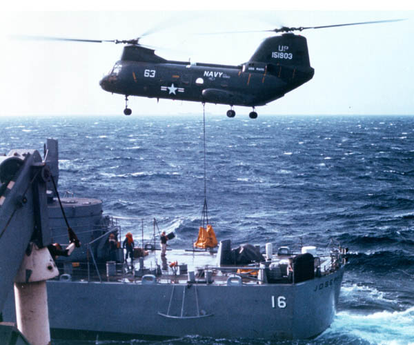 UH-46D Sea Knight