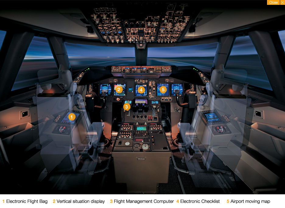 Aero 747 8 Offers Operational Improvements And Cross