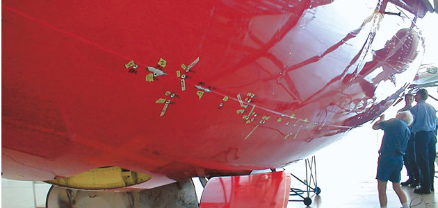 Lightning Strikes Protection Inspection And Repair