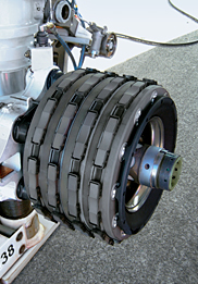 Aero Operational Advantages Of Carbon Brakes