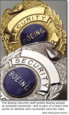 Boeing Frontiers Online - Boeing security officer cover letter