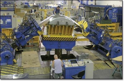 How Are Airliner Skins Produced Airliners Net