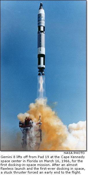 Gemini 8 Spacecraft - Pics about space