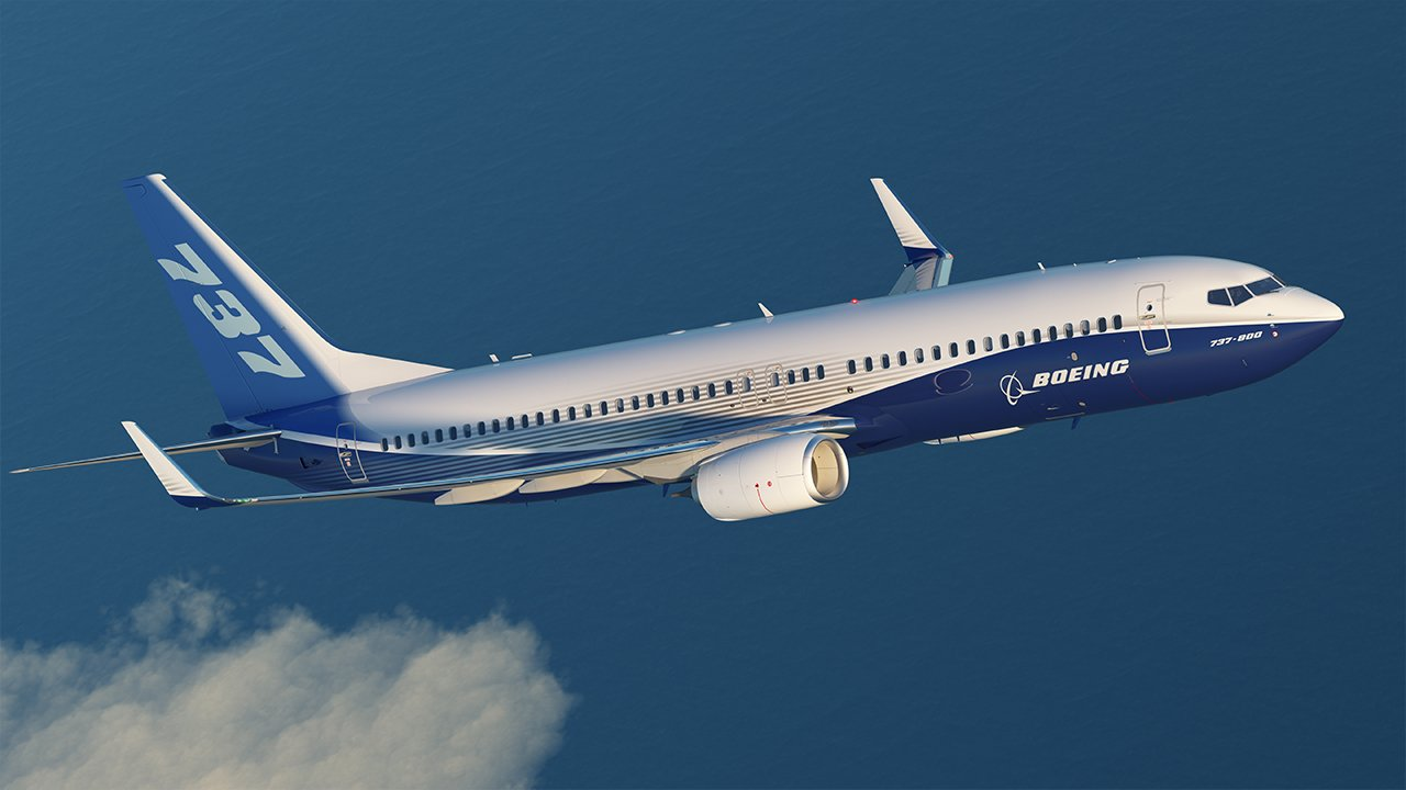 Boeing: Next-Generation 737
