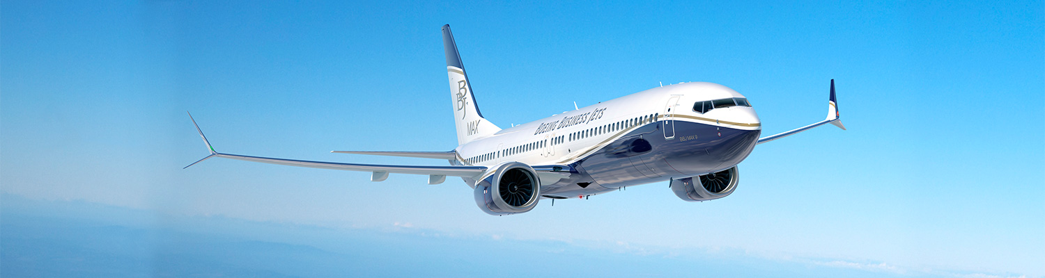 Boeing Boeing Business Jets Announces Launch Of Bbj Max 9