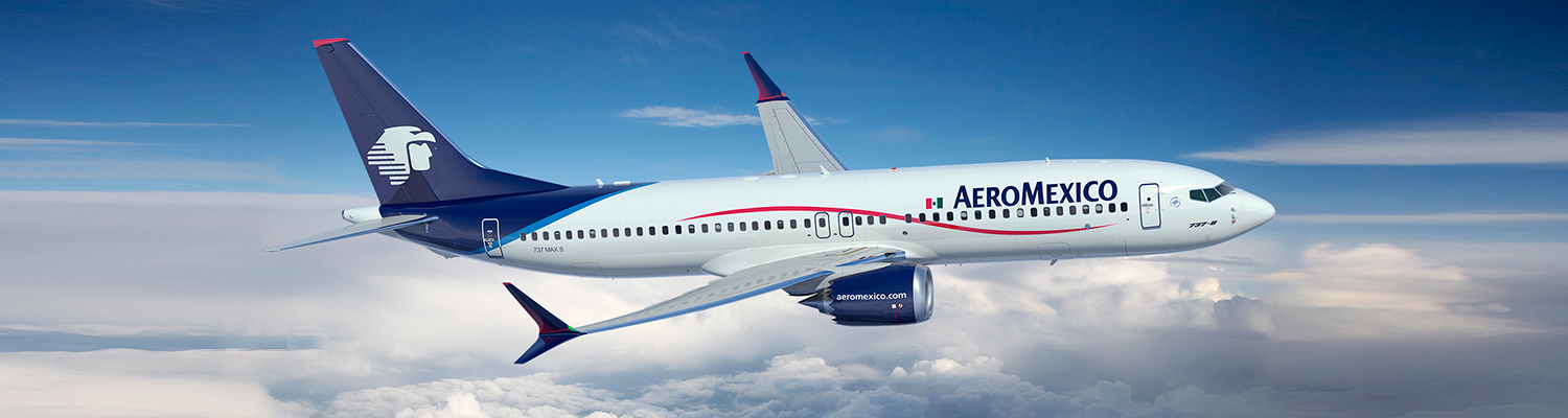 Boeing Aeromexico Finalizes Order For 737 Max 8s And 9s
