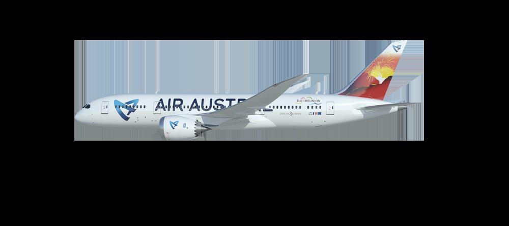 Boeing: Air Austral