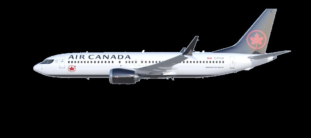 InsideNews Air Canaca Boeing 737 MAX