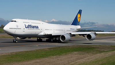 Lufthansa Boeing 787-8 Combo Aviation Design - Modified Airliner ...