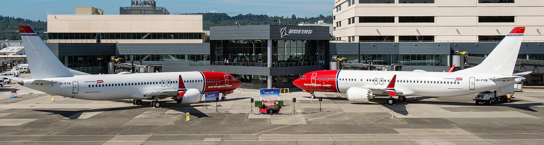 Boeing Norwegian Air Shuttle